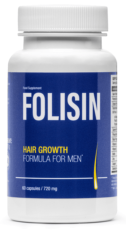 Folisin bottle