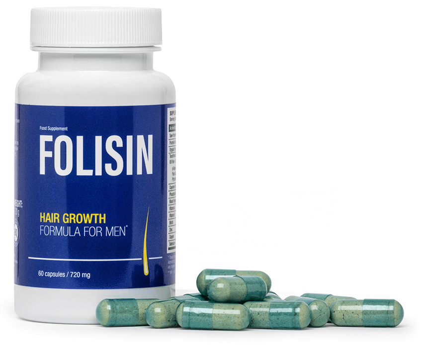 Folisin caps